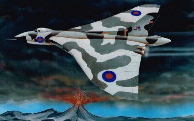 Aeromania: AVRO Vulcan B2