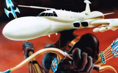 Aeromania: British Aerospase AEW 3 Nimrod