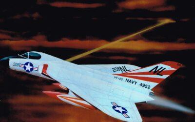 Aeromania: Douglas F4D Skyray