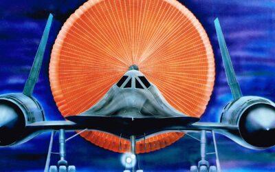 Aeromania: Lockheed SR-71 Blackbird