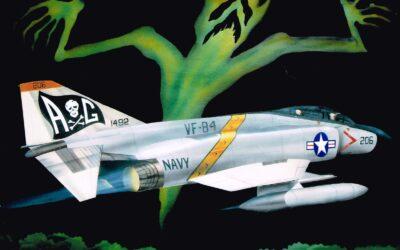 Aeromania: McDonnell F-4 Phantom