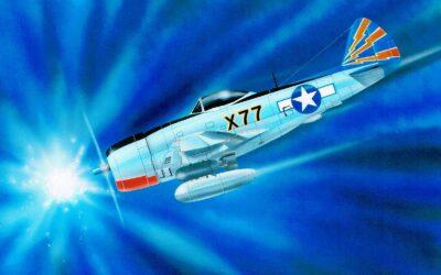 Aeromania: Republic P-47 Thunderbolt