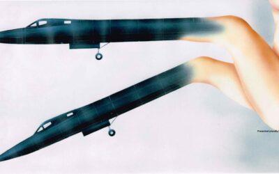 Aerotics: SR-71 Blackbird