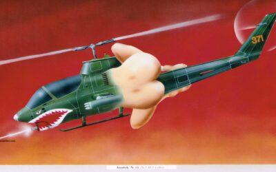 Aerotics: Bell Air Cobra