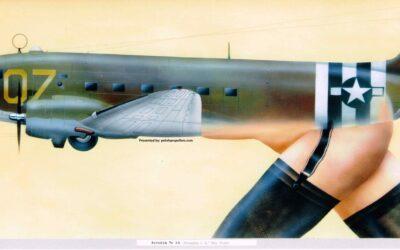 Aerotics: Douglas C-47 Skytrain