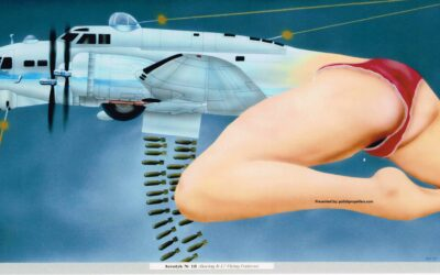 Aerotics: Boeing B-17 Flying Fortress