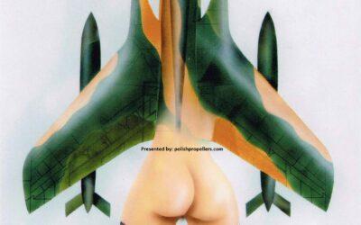 Aerotics: F-105 Thunderchief