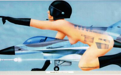Aerotics: Lokheed F-16