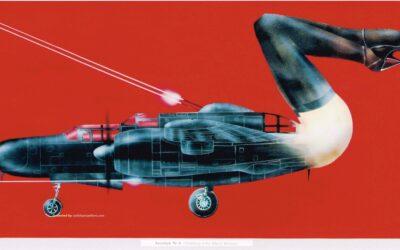 Aerotics: Northrop P-61Black Widow