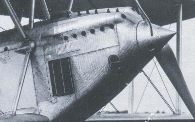 Pierre Levassuer propeller, Lublin R-VIII