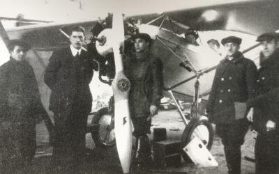 Schwarz Propeller, LKL V, Warner Scarab engine