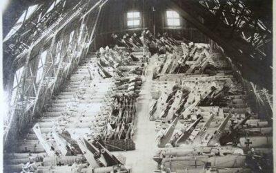 Zeppelin Hall, Winiary 1919