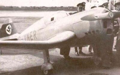 Schwarz propeller, 3 V 11 Möller Stürmer, 1939