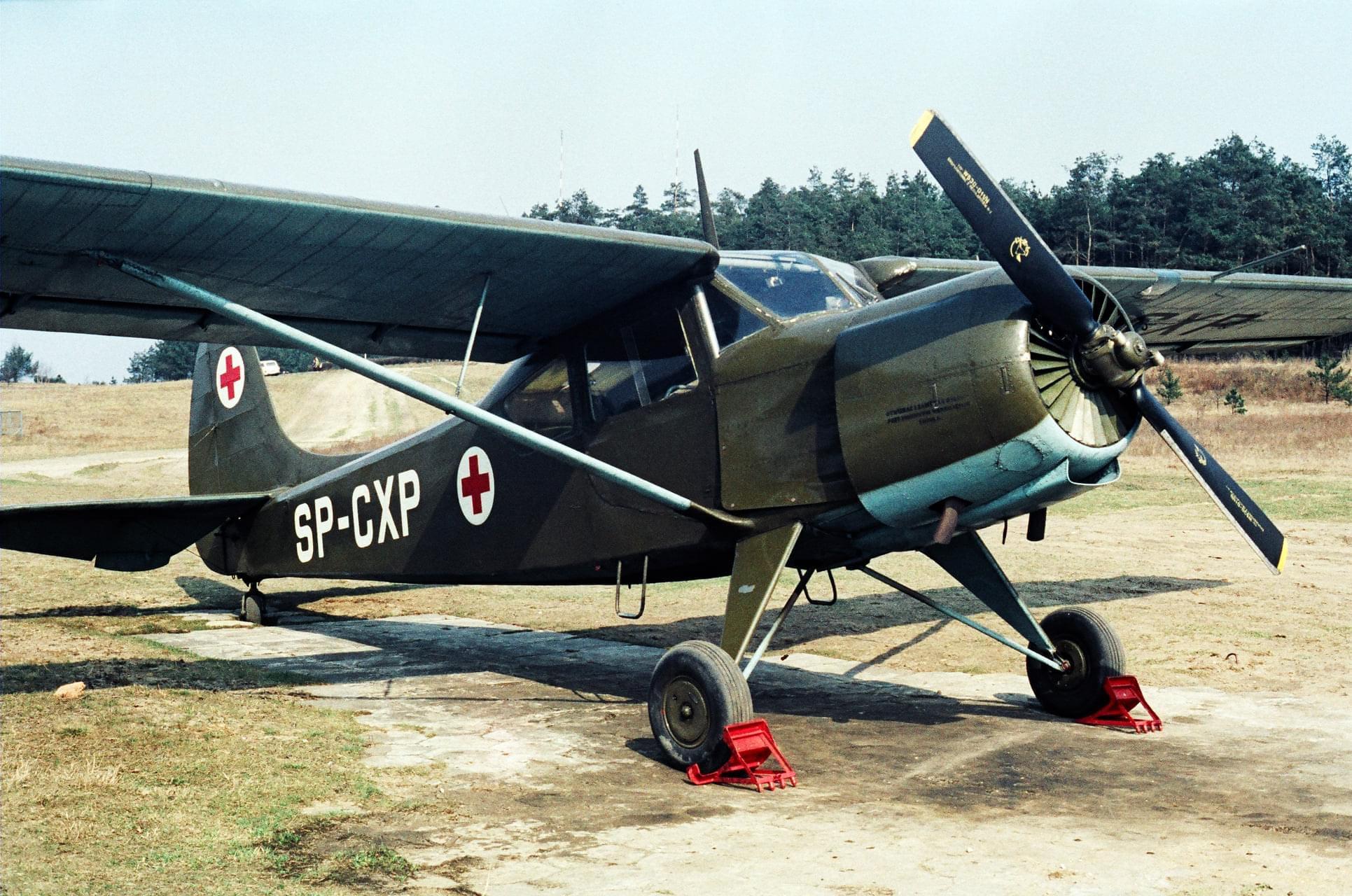 W 530D1 Propeller, Jak 12A
